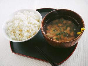 納豆スープ