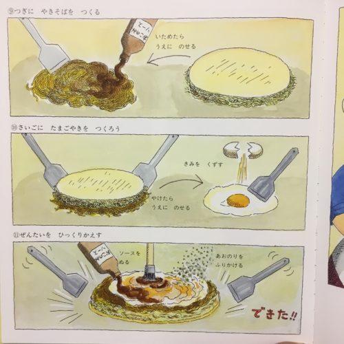 お好み焼きレシピ2